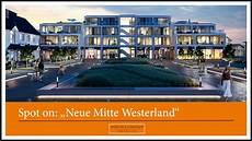 das neubauprojekt neue mitte westerland auf sylt