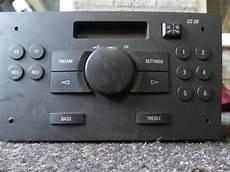 used opel combo corsa c 1 3 cdti 16v radio cassette