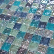mosaique en verre mosa 239 que curacao p 226 te de verre carrelage mosaique pas cher