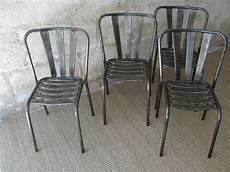 Chaise Style Tolix Occasion Table De Lit