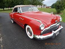 Buick Sales by 1949 Buick Convertible For Sale