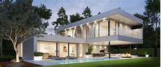 einfamilienhaus modern auf dem modernes einfamilienhaus bauen modernes domizil