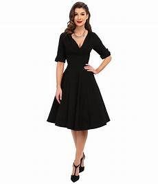 swing dresses unique vintage 3 4 sleeve delores swing dress at zappos