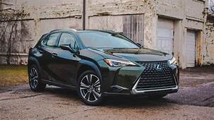 2019 Lexus UX 200 Is An Aggressive Looking Small Luxury