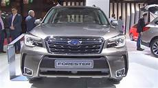 Subaru Forester 2 0d Sport Exclusive Lineatronic Awd 2017