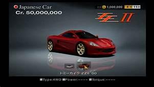 Tommy Kaira ZZ II 00  Gran Turismo Wiki FANDOM Powered