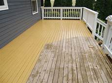 how often should a deck be stained or sealed