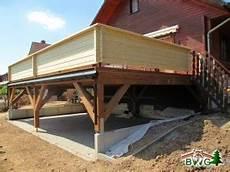 br 252 stungsh 246 he balkon hochterrasse unterkonstruktion