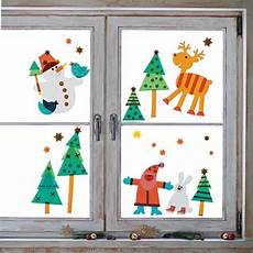 sachenmacher fensterbilder weihnachten bastelset winter