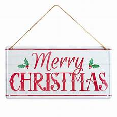 12 quot tin sign vintage merry christmas md0377 craftoutlet com