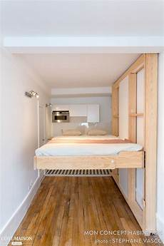 gain de place appartement un lit escamotable gain de place id 233 al pour les studios ou