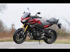 Yamaha Mt 09 Fj 09 Tracer Review Ride And