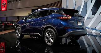 The 2019 Nissan Murano Gets Updated Looks Inside And Out