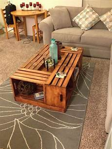 It Was At Sight When I Saw The Wine Crate