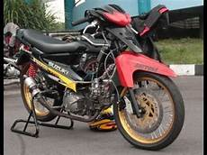 Modif Motor Smash 2004 by Motor Trend Modifikasi Modifikasi Motor Suzuki