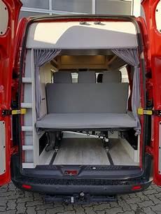 Ford Transit Custom Wohnmobilausbau Innenausstattung