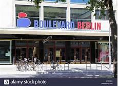 Boulevard Center Berlin - berlin steglitz boulevard berlin shopping center stock