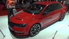 Skoda Rapid Sport Tuning Concept Car Essen Motorshow