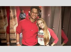 patrick mahomes cheating on girlfriend