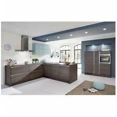 Einbauküche Mit Geräten Günstig - einbauk 252 che nobilia g 252 nstig kaufen ebay