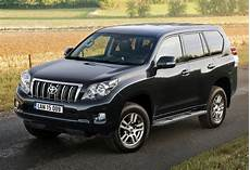 2009 Toyota Land Cruiser Prado 150 Specifications Photo