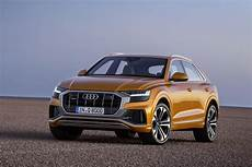 new audi q8 revealed luxury suv targets range rover sport