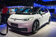 new 2020 volkswagen id 3 electric car arrives at
