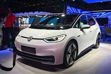 volkswagen 2020 electric new 2020 volkswagen id 3 electric car arrives at