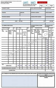 transportation reimbursement form transport informations