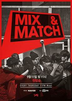 Eng Sub Mix Match Episode 1 Complete Get Ready