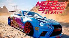 need for speed payback muito drift e primeiro carro