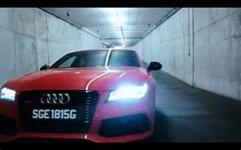 Audi – Hitman Agent 47 2015 Movie