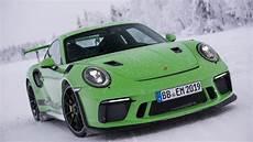 Porsche Gt3 Rs 4k