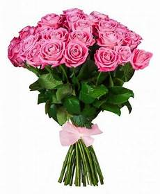 Bouquet Of 35 Pink Roses 60 70cm