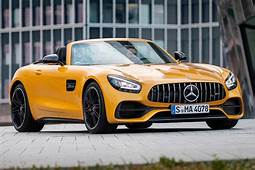 2020 Mercedes AMG GT Roadster Review Trims Specs And