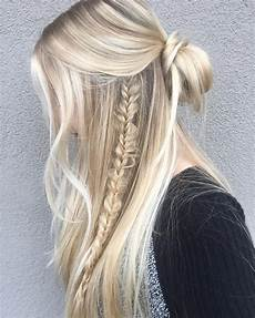 60 cute easy half up half down hairstyles for wedding