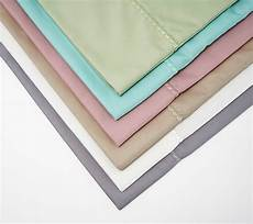 northern nights 700tc 100 cotton sateen wrinkle defense sheet page 1 qvc com