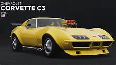 The Crew 2 Chevrolet Corvette C3 1968 Customize
