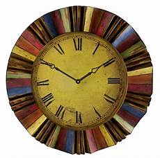30 5 in colors wall clock modern big large