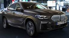 bmw x6 neues modell 2020 bmw x6 with the option of an illuminated grille