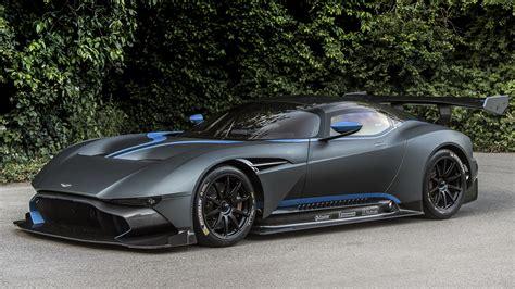 Aston Martin Vulcan 4k Wallpaper