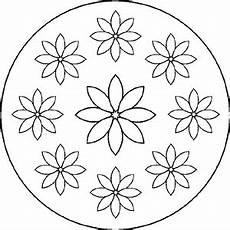 Malvorlage Blumen Mandala Mandala Blumen Gratis Malvorlage F 252 R Kinder Und Erwachsene