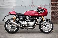 Racing Caf 232 Triumph Thruxton R 1200 With Inspiration Kit 2016