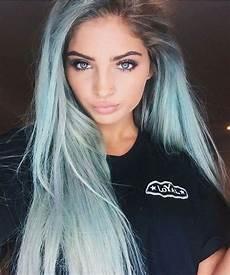 coloration cheveux bleu merveilleux 26 couleur de cheveux bleu images
