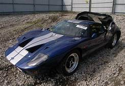 Clean Driver Side GT40 Kit At CoPart  Bring A Trailer