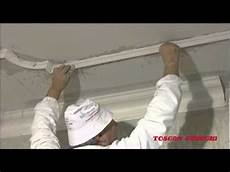 cornici in polistirolo per soffitti montaggio di cornici a soffitto linea gesso a s f