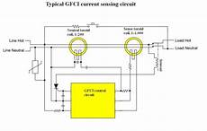 Nec Gfci Circuit Breaker Wiring Diagram by Basics Of Ground Fault Interrupters Power Electronic Tips
