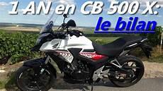 1 An En Cb 500 X Le Bilan Pr 233 Sentation Essai Avis