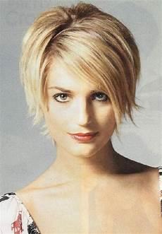 hairstyles short hair round face