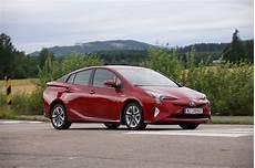 Test Toyota Prius 1 8 Hybrid Executive Bil Og